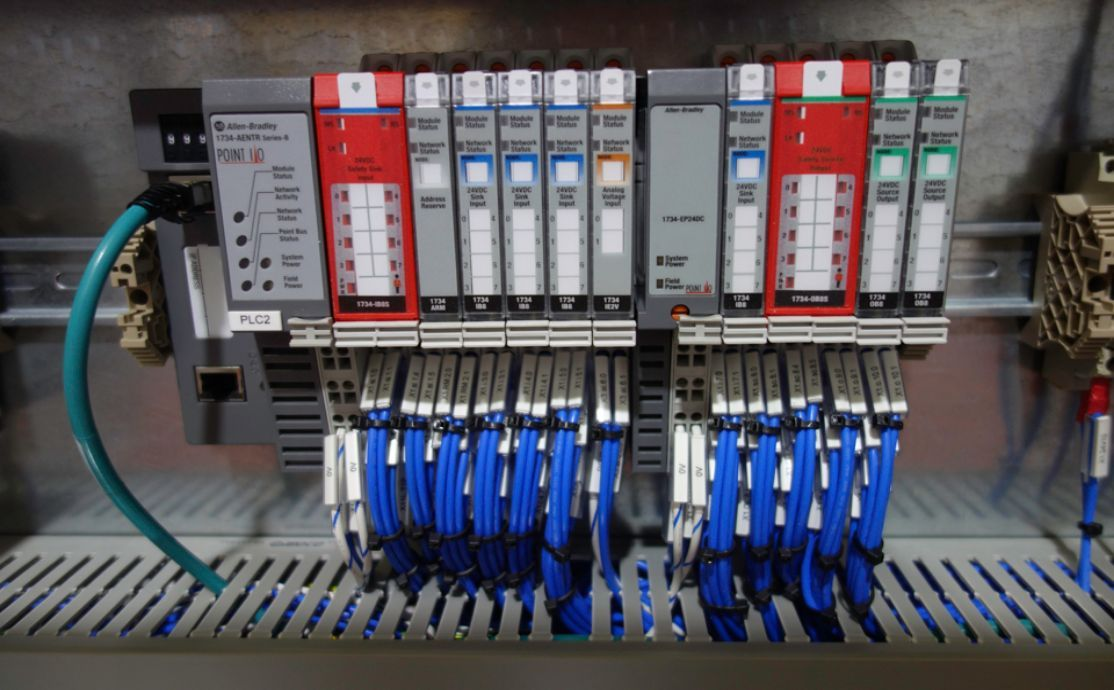 Allen-Bradley PLC software within Process Control Solutions