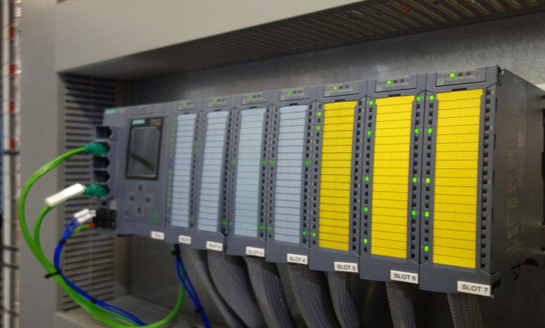 Process control solutions with Siemens components