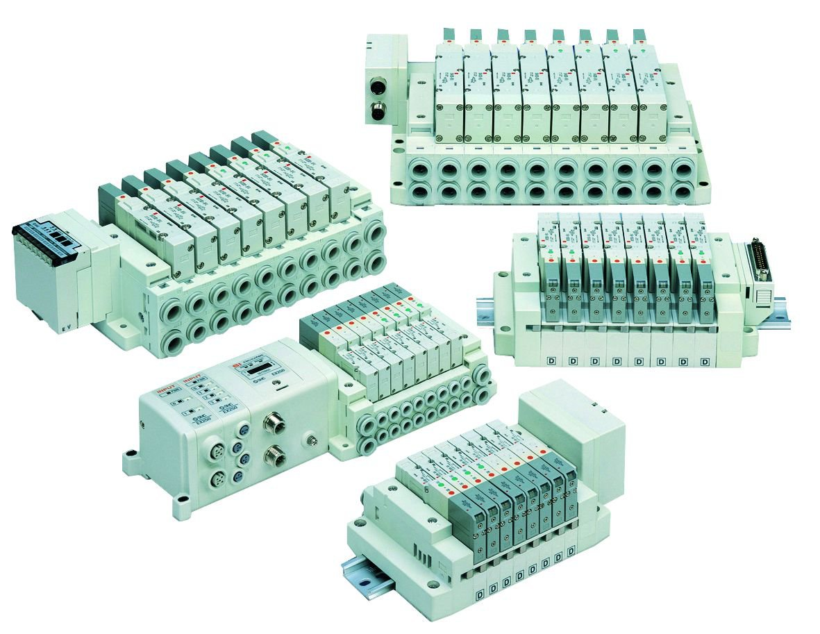 SMC Pneumatic Valves