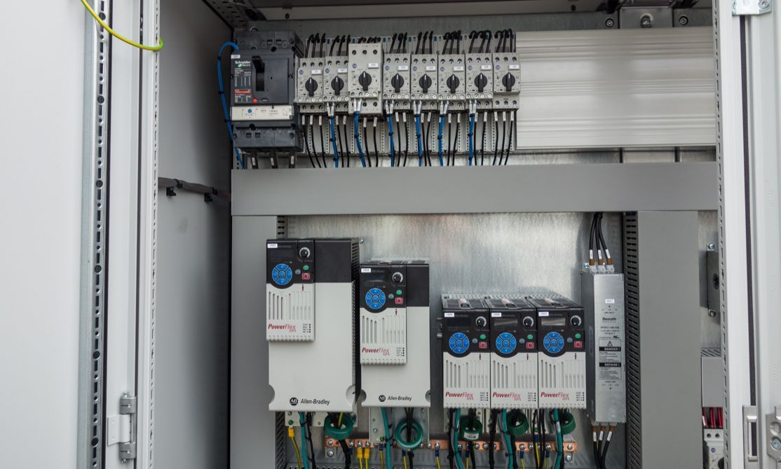 Variable speed drive applications for process control solutions